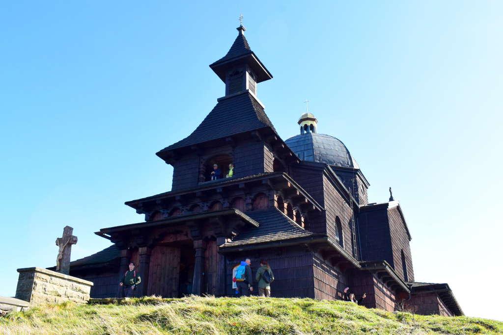 Rozhledna Radhošť kaple