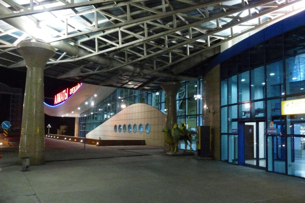 Letiště Almaty