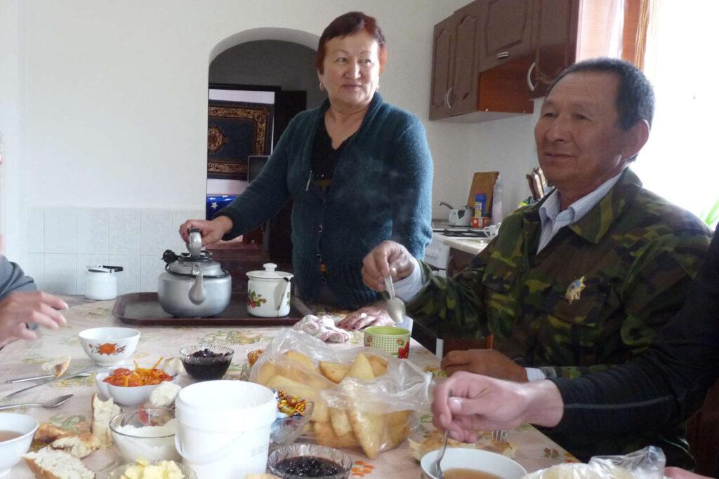Pohostinnost, Kazachstán