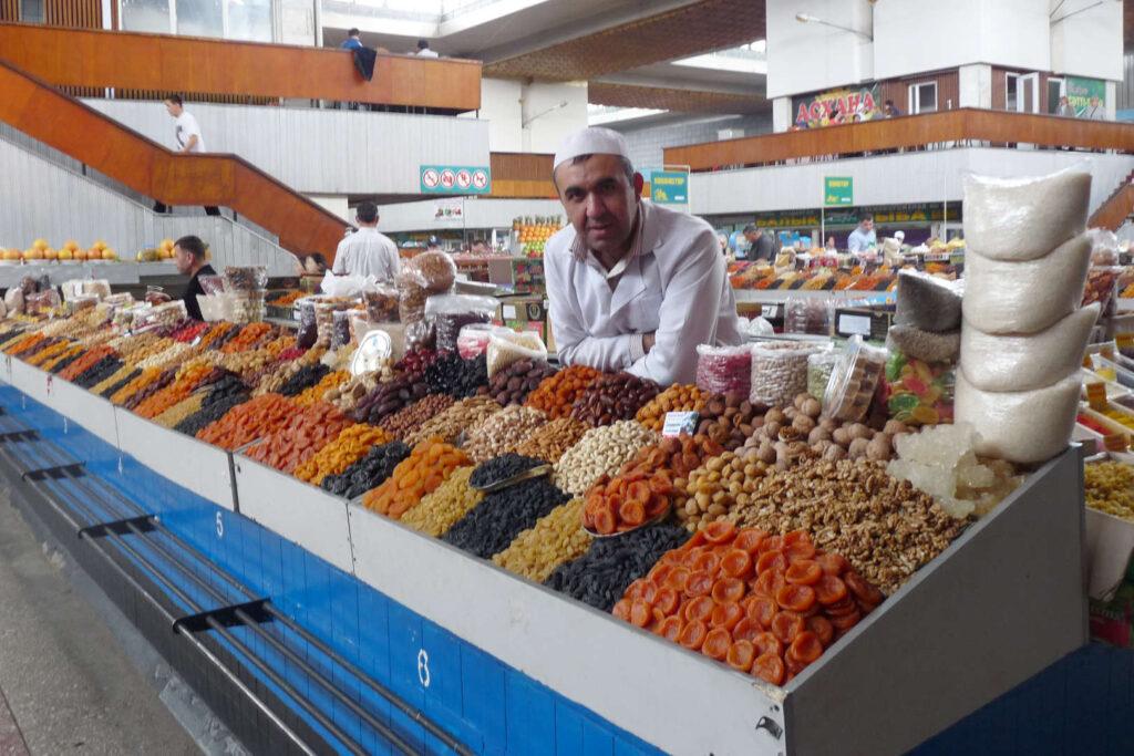 Kok Bazar, Almaty, Kazachstán