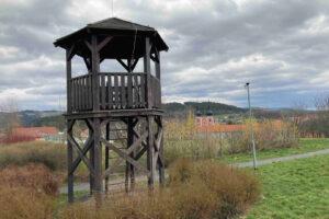Rozhledna Zašová, vyhlídková věž