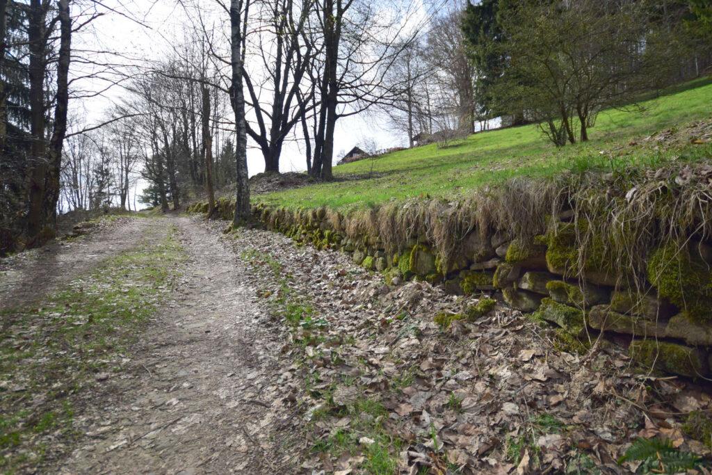 Na Kamenném, Dolní Bečva