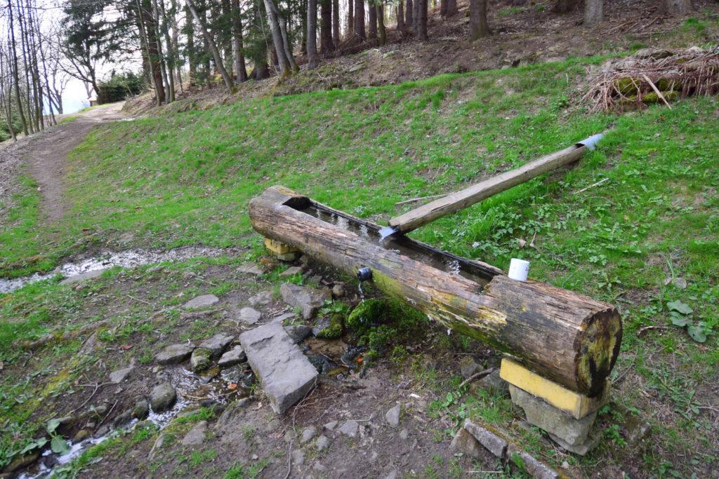 Pramen Kamenné, Dolní Bečva