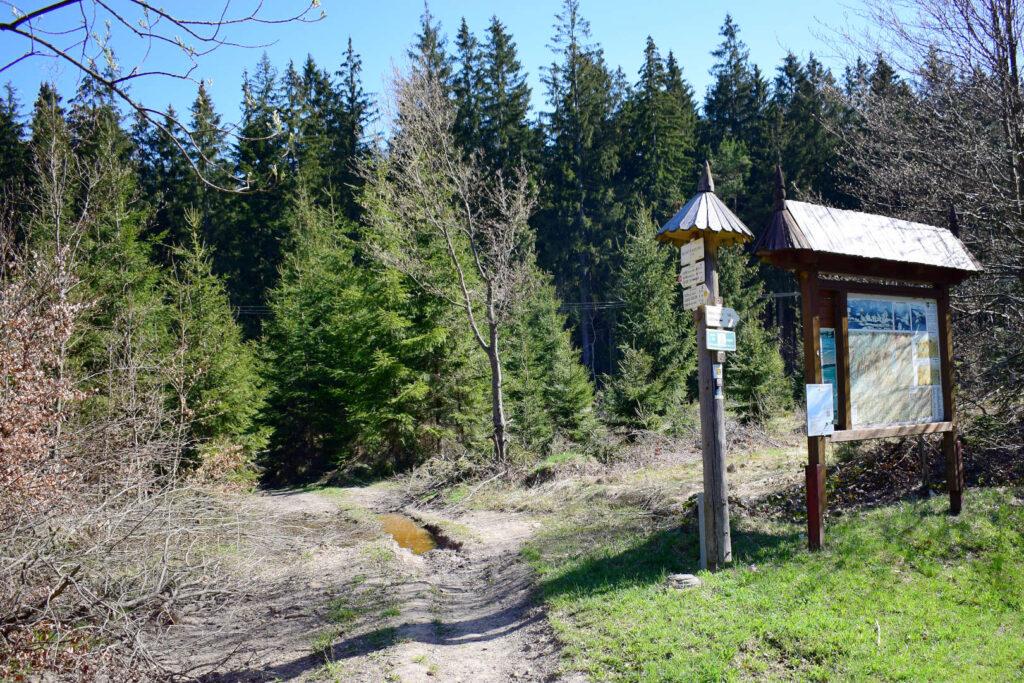 Hlavatá rozcestí, Bílá, Horní Bečva