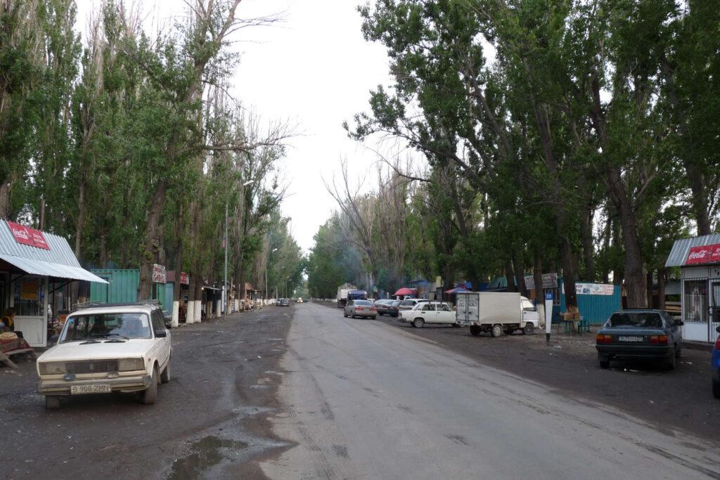 Trh, Kazachstán