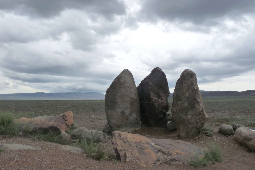 Národní park Altyn-Emel, Kazachstánk