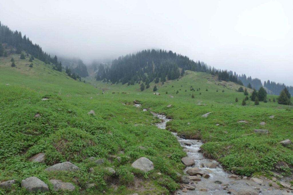 Kok Želau, Almaty, Kazachstán