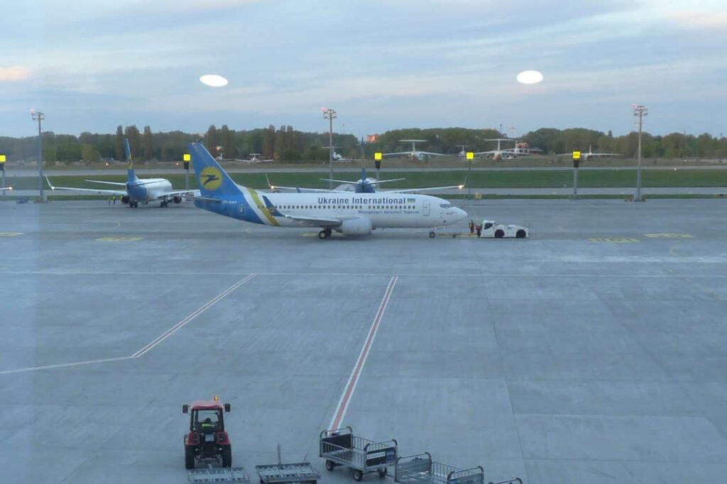 Letiště Boryspil
