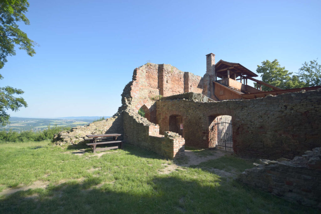 Janův hrad, Vizovice