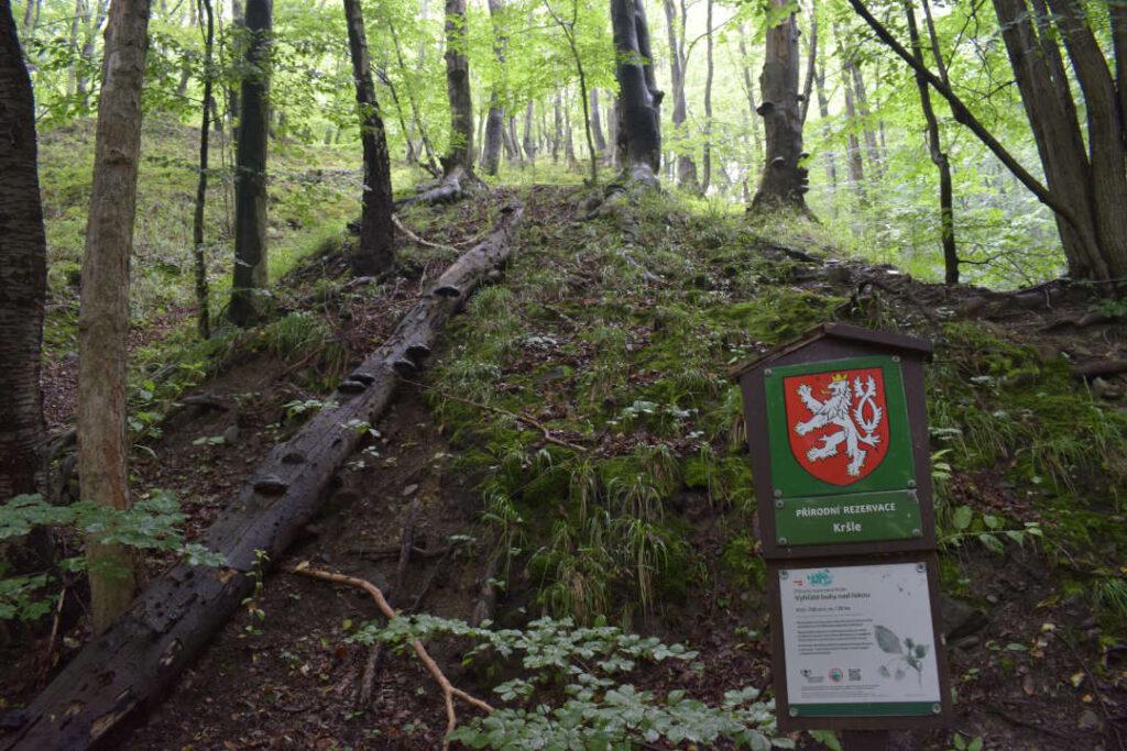 Přírodní rezervace Kršle