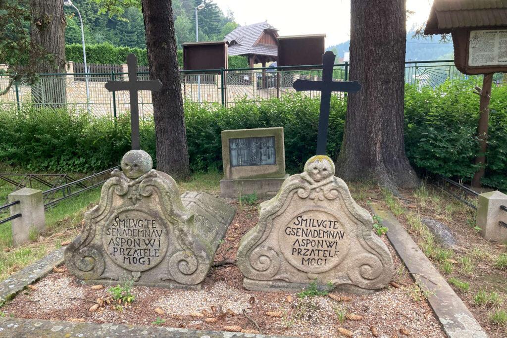 Hroby portášů, Valašská Bystřice, Jirí Křenek
