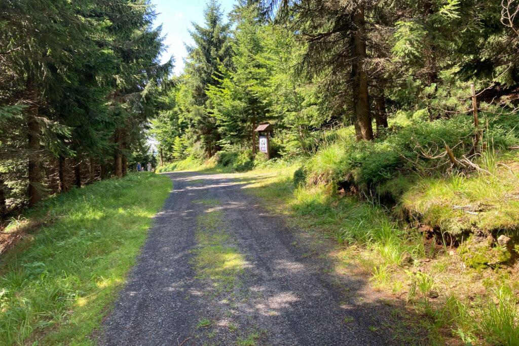 Lesnická naučná stezka Radhošť